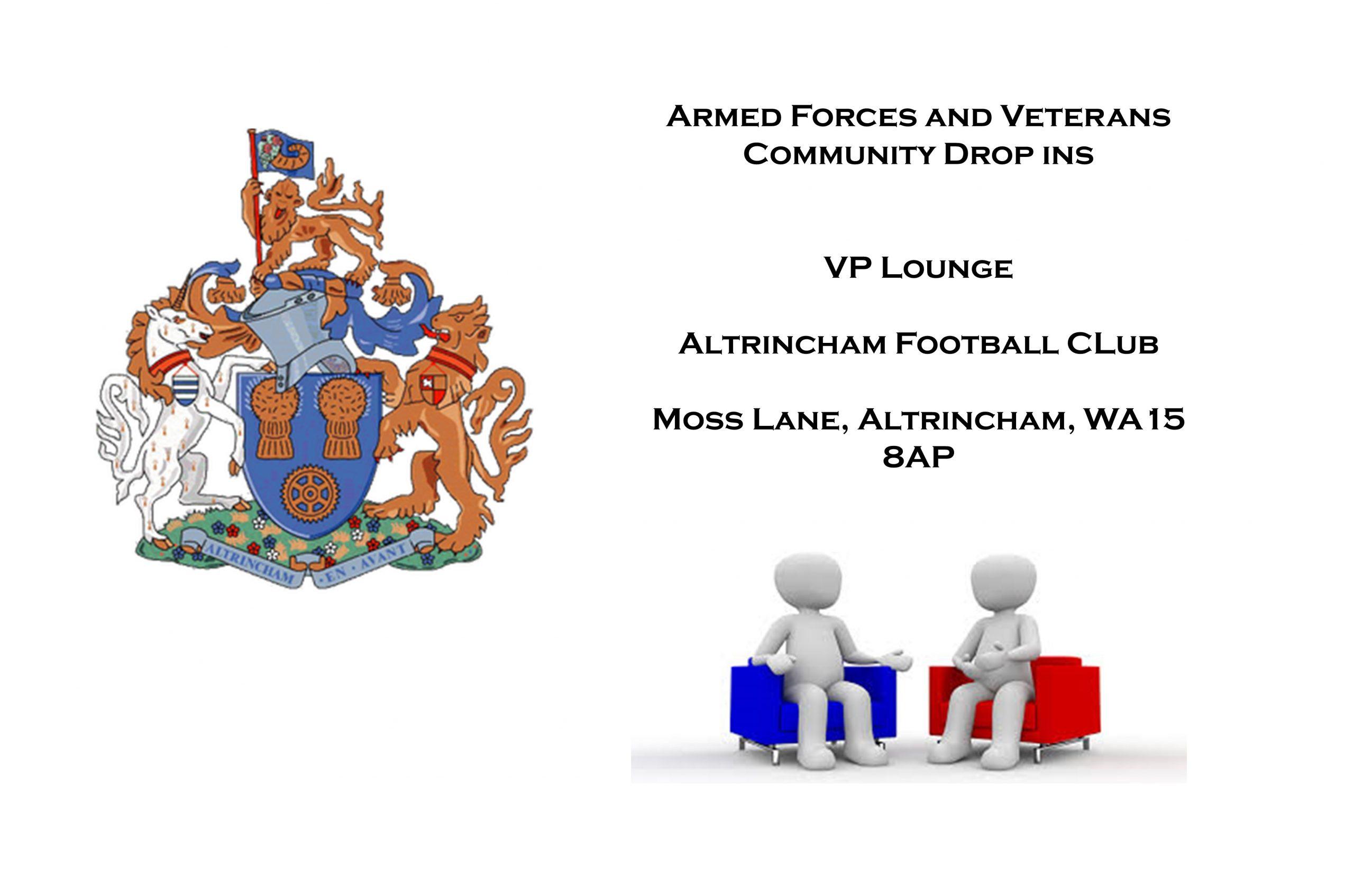 Altrincham FC Drop Ins