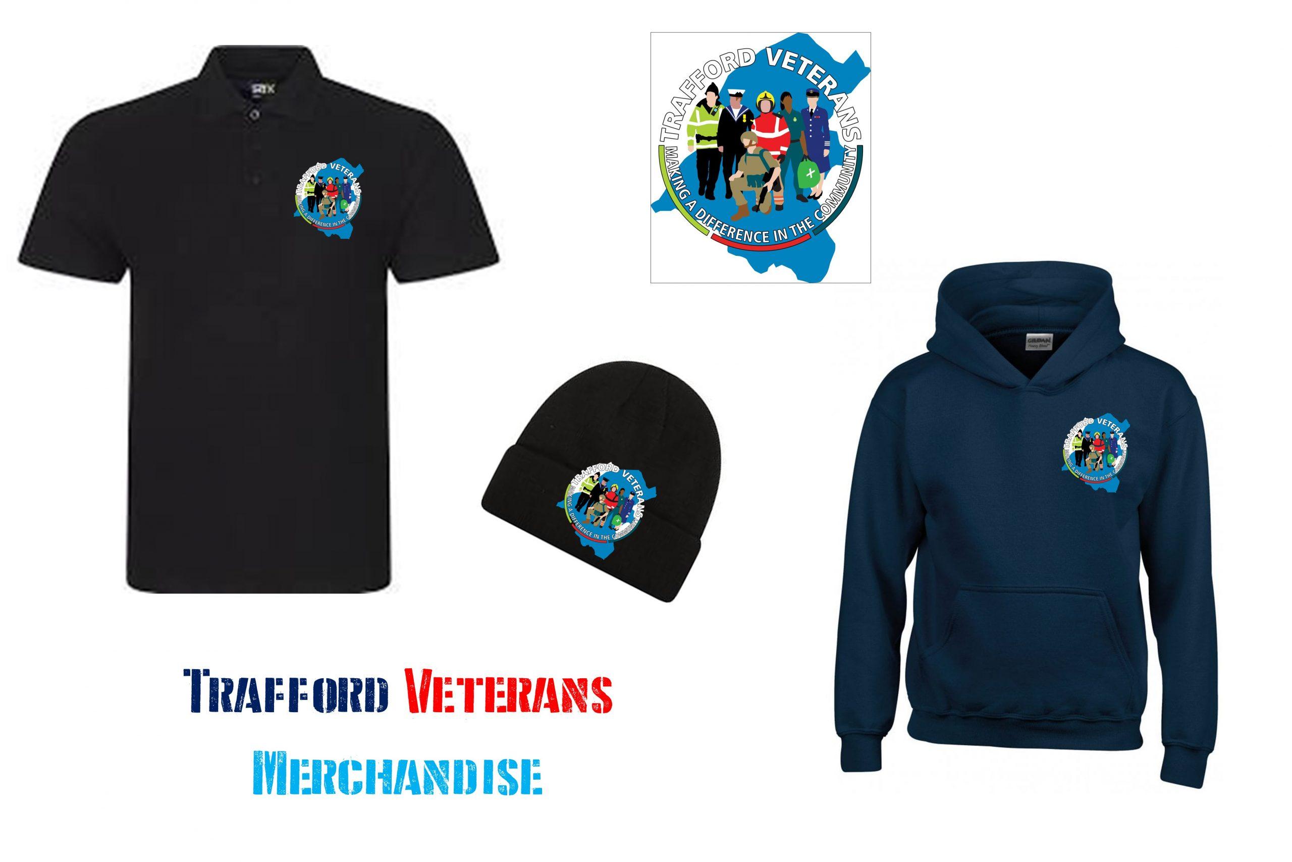 Trafford Veterans Merchandise