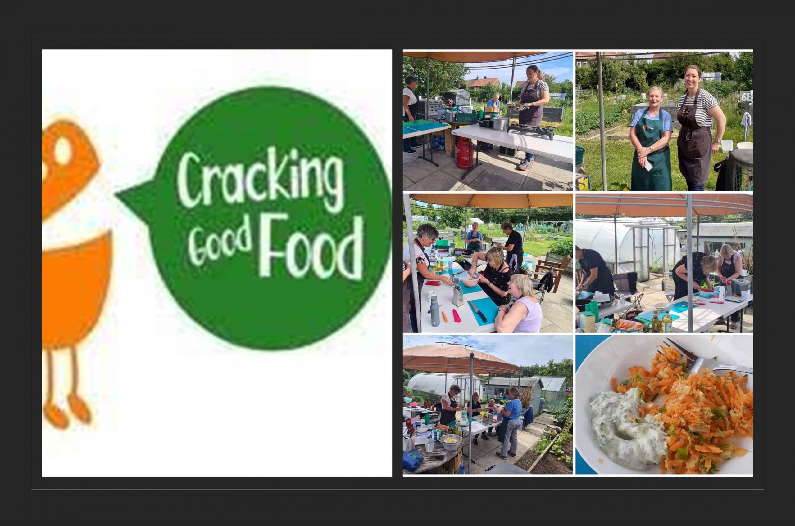 Cracking Good Food!
